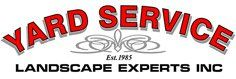 Yard Service Landscape Experts Inc - Logo