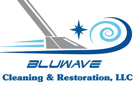 Bluwave Cleaning and Restoration - Logo