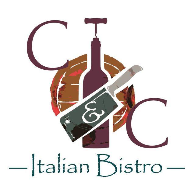 C & C Italian Bistro Logo