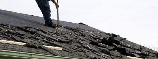 Roof tear-offs