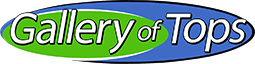 Gallery of Tops - logo