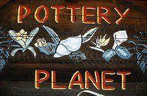 Pottery Planet - Logo