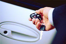 Remote car start