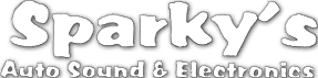 Sparky's Auto Sound & Electronics - logo