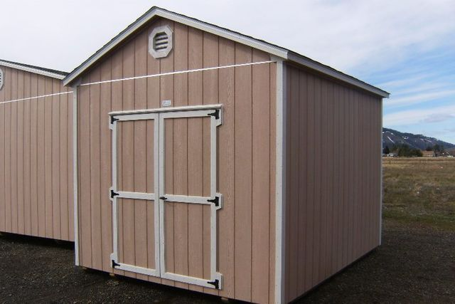 Great Custom Storage Buildings