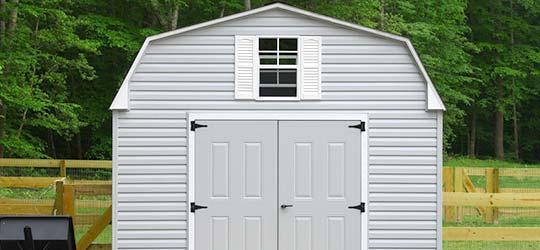 Barn Door Shed
