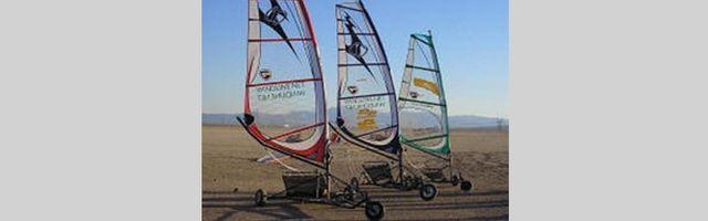 Land Sailers