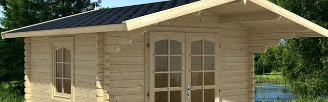 Garden and Hobby Sheds