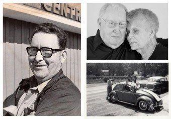 Founder Bob & Cathy Wells