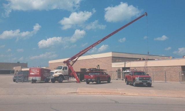 Osborn Roofing Commercial Roofing Seymour Wi