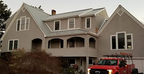 Roofing Contractor Gutter Services Smithfield Ri