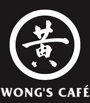 Wong's Café - Logo