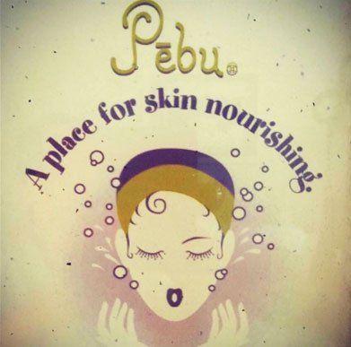 Pebu Skin Spa - logo
