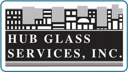 Hub Glass Services Inc - Logo