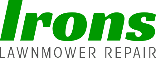 Irons Lawnmower Repair - Logo