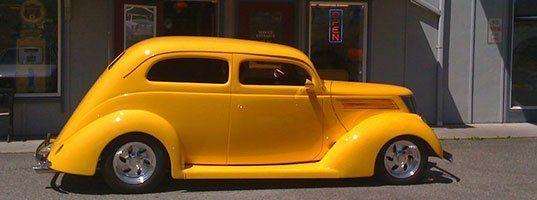 Domestic Car