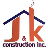 J & K Construction - Logo