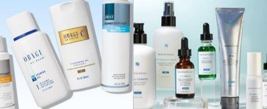 Luna Day Spa Products