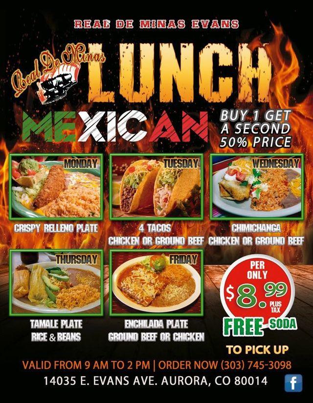 Mexican Food Restaurants Near Me Open Now