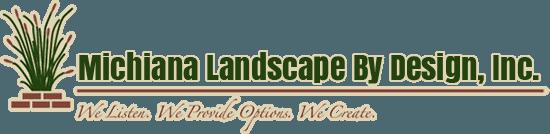 Michiana Landscape By Design Inc.   Logo