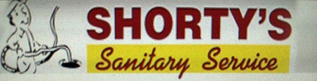 Shorty's Sanitary Service - Logo
