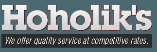 Hoholik's Ace Hardware - Logo