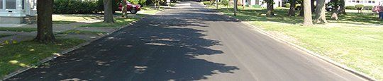 Paving Project Services