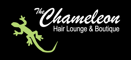 Chameleon Hair Lounge & Boutique - Logo