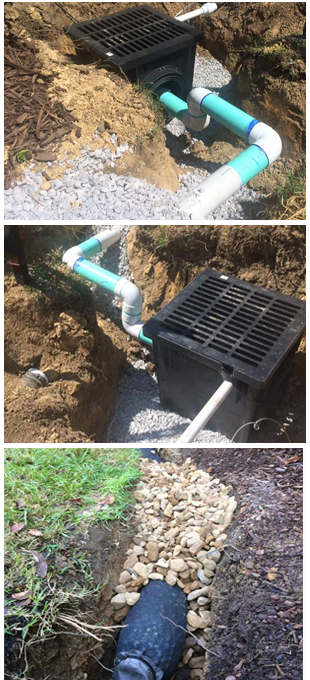 Drainage Services | Grading Services | Chattanooga, TN