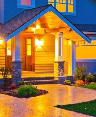 quality lighting chattanooga tn home crider landscaping lawn care