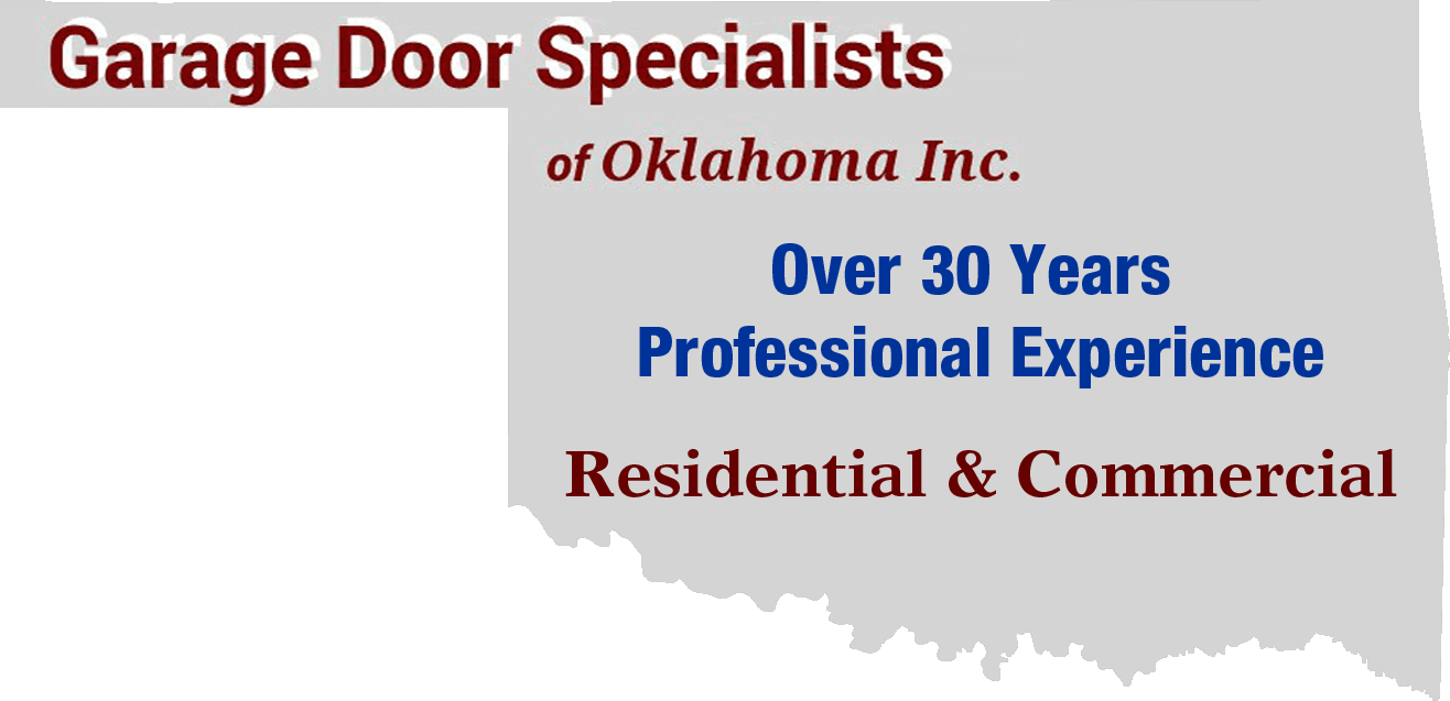 Garage Door Specialist of Oklahoma Inc - Logo