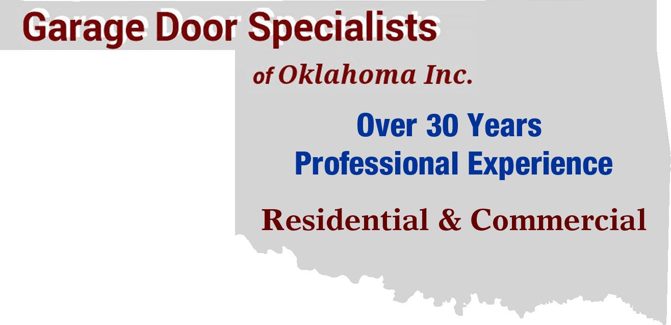 Garage Door Specialist of Oklahoma Inc - Logo