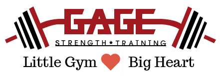 Gage Strength Training-logo