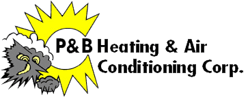 P & B Heating & Air Conditioning Corp. - Logo