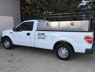 Clark Plumbing & Heating LLC Truck