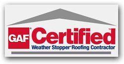 GAF Certified - Logo