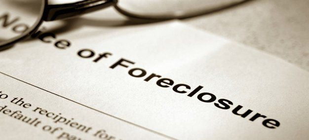 Foreclosures Form
