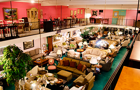Furniture Shop