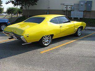 skylark yellow color Car