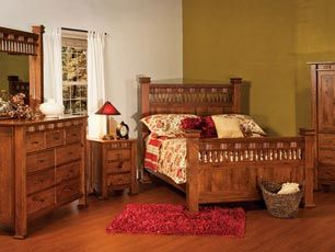 Benchley 39 s amish furniture gifts furniture store clare mi for Bedroom furniture stores michigan