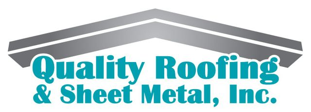 Quality Roofing & Sheet Metal, Inc. - logo