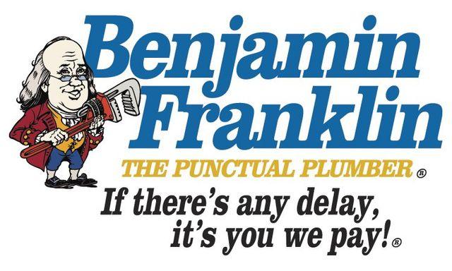 Benjamin Franklin Plumbing - Logo