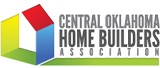 Central Oklahoma Home Builders Association logo