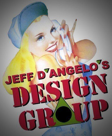 Jeff D'Angelo's Design Group - Logo