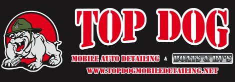 Top Dog Mobile Auto Detailing - Logo