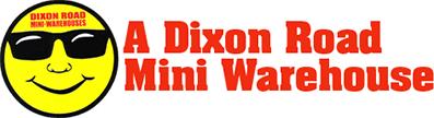 A Dixon Road Mini Warehouse | Logo