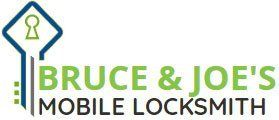 Bruce & Joe's Mobile Locksmith logo