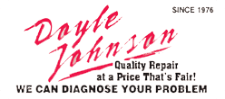 Doyle Johnson's Auto Repair - Logo