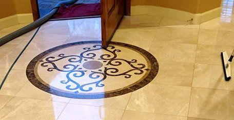 Clean floor