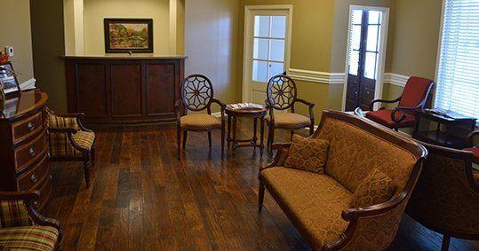 Dyersburg Dental Associates interior